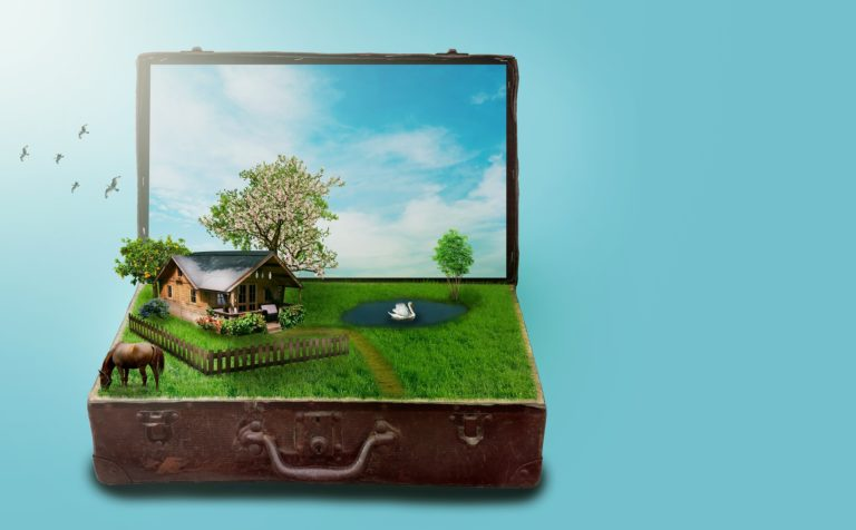Handmade-miniature-Suitcase